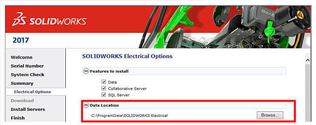 SOLIDWORKS-Electrical-Server-Install-Data-Location-1-624x248