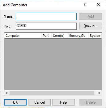 Add Computer