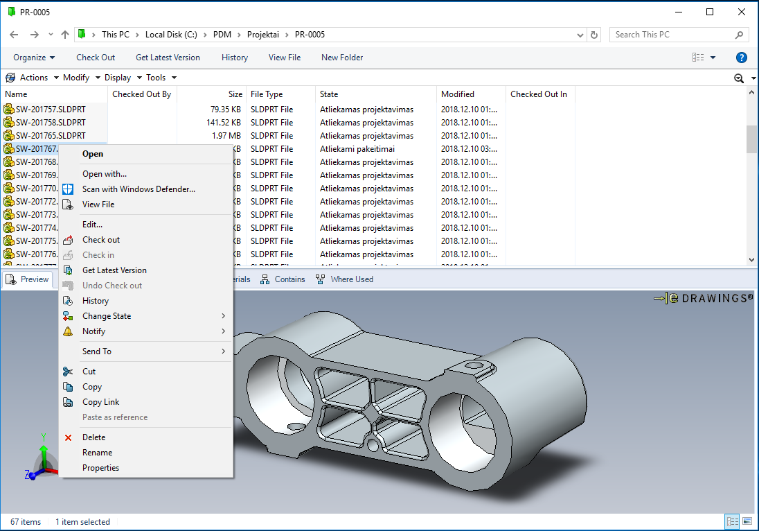 PDM File History 01