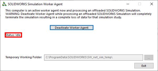 Activate Worker Agent